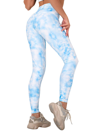 Hip Lift Sports Printed Leggings