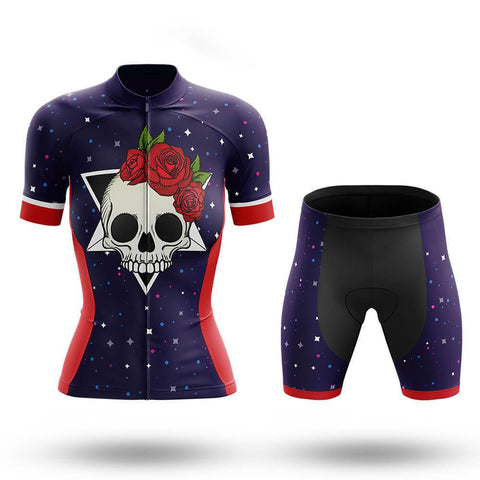 Skull - Women's  Cycling Kit  (# 740)