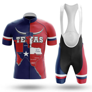 Texas Star - Men's Cycling Kit(#875)