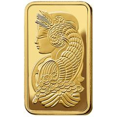 2.5 Gram PAMP Fortuna Veriscan Gold Bar