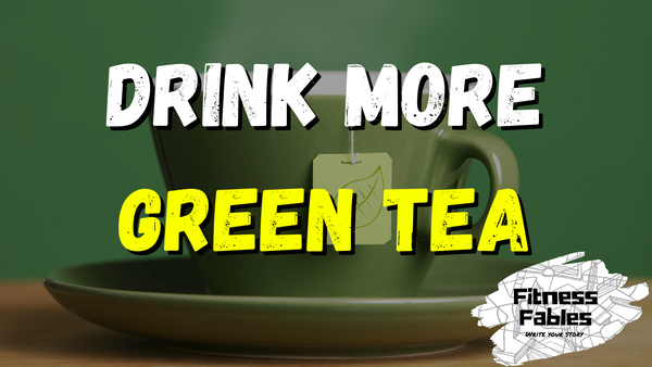 Top 3 Benefits of drinking green tea!
