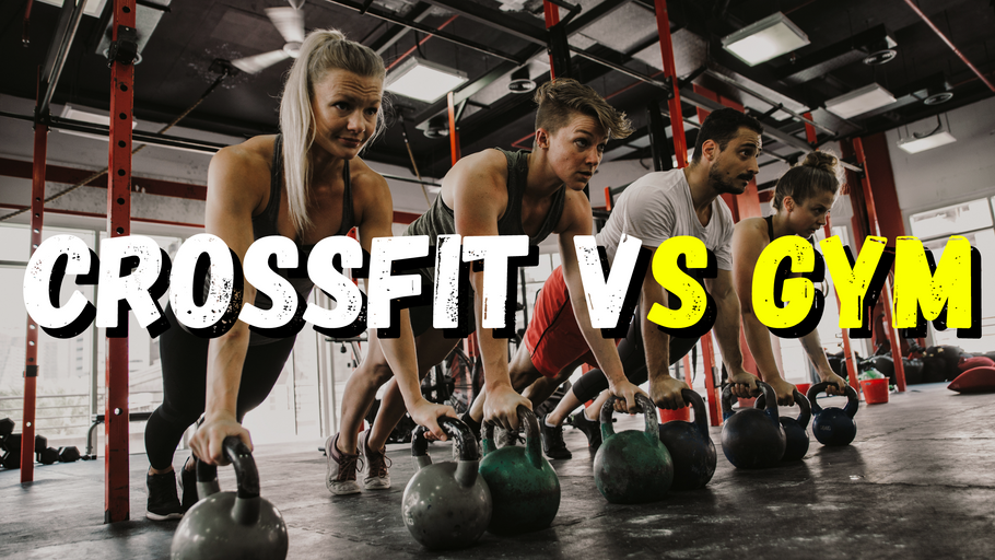 Understanding crossfit vs conventional gym