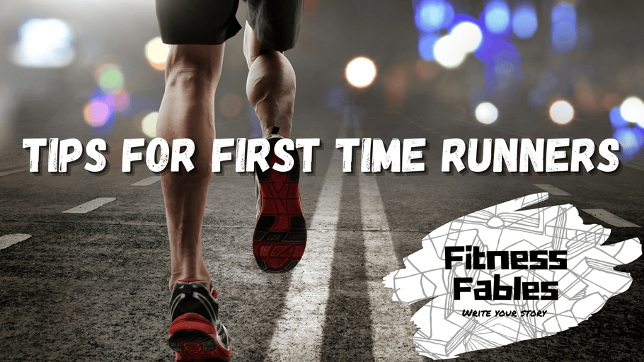 Tips for first time runners!