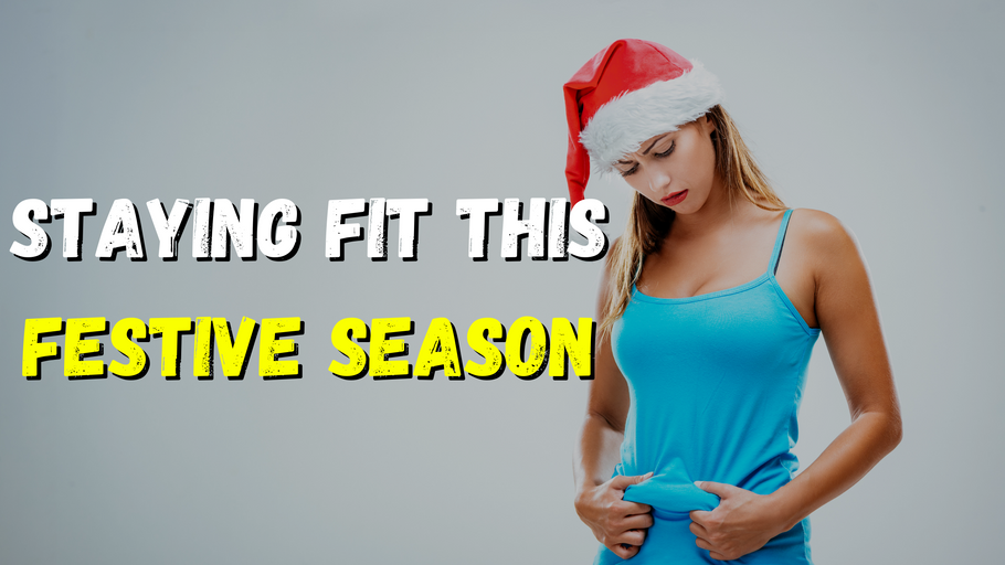 Staying in shape over the festive season!