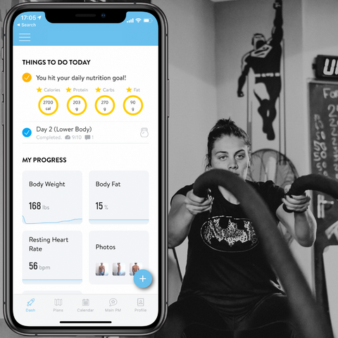 Track your fitness Journey