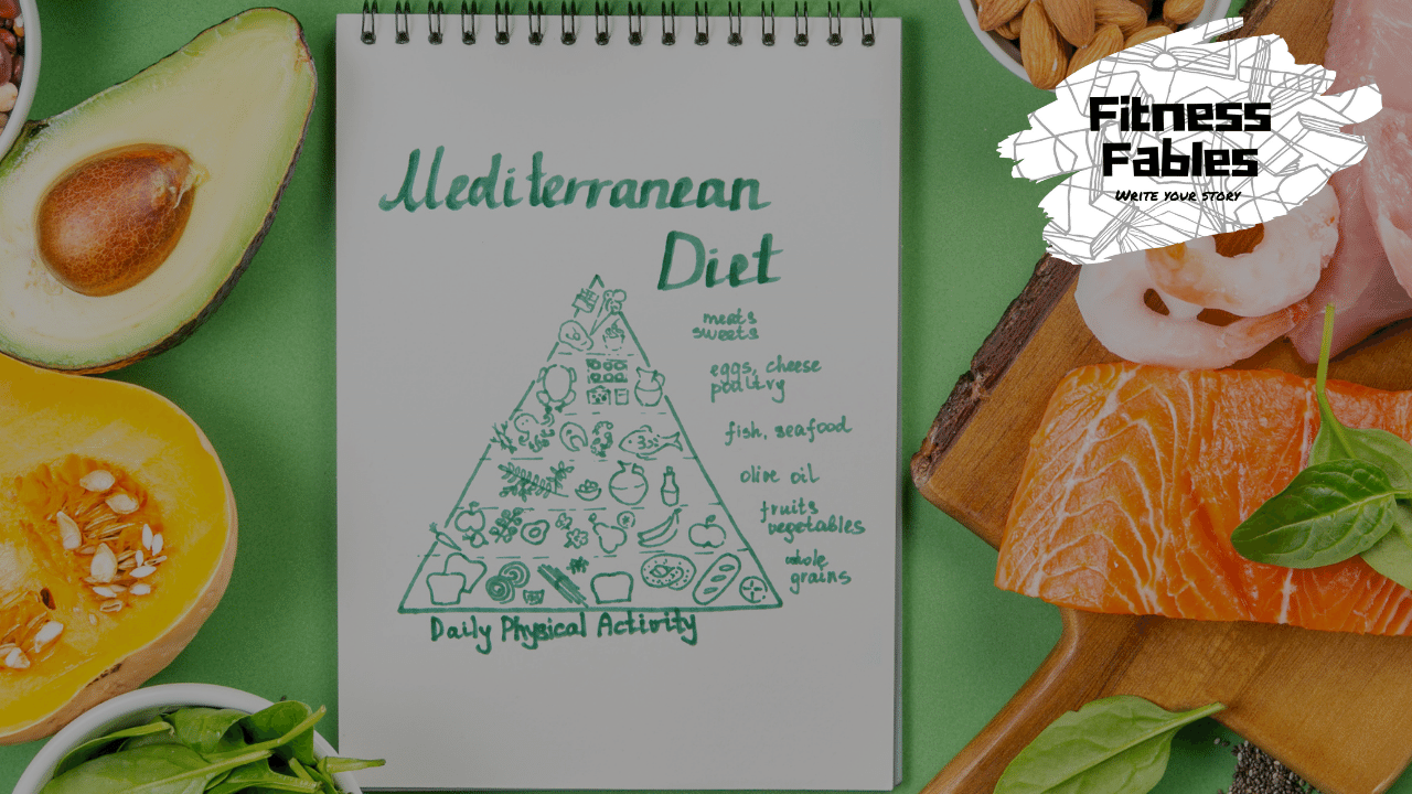Why is the Mediterranean diet good for you