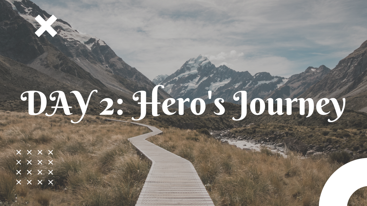 hero's journey free workout plan
