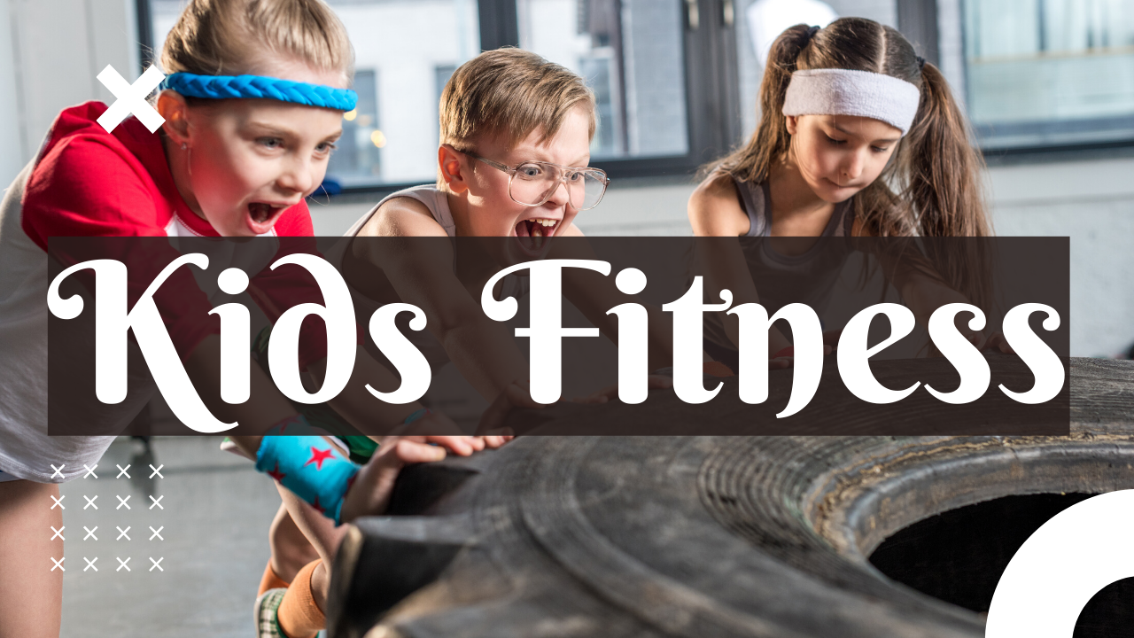 Free Kids workout library