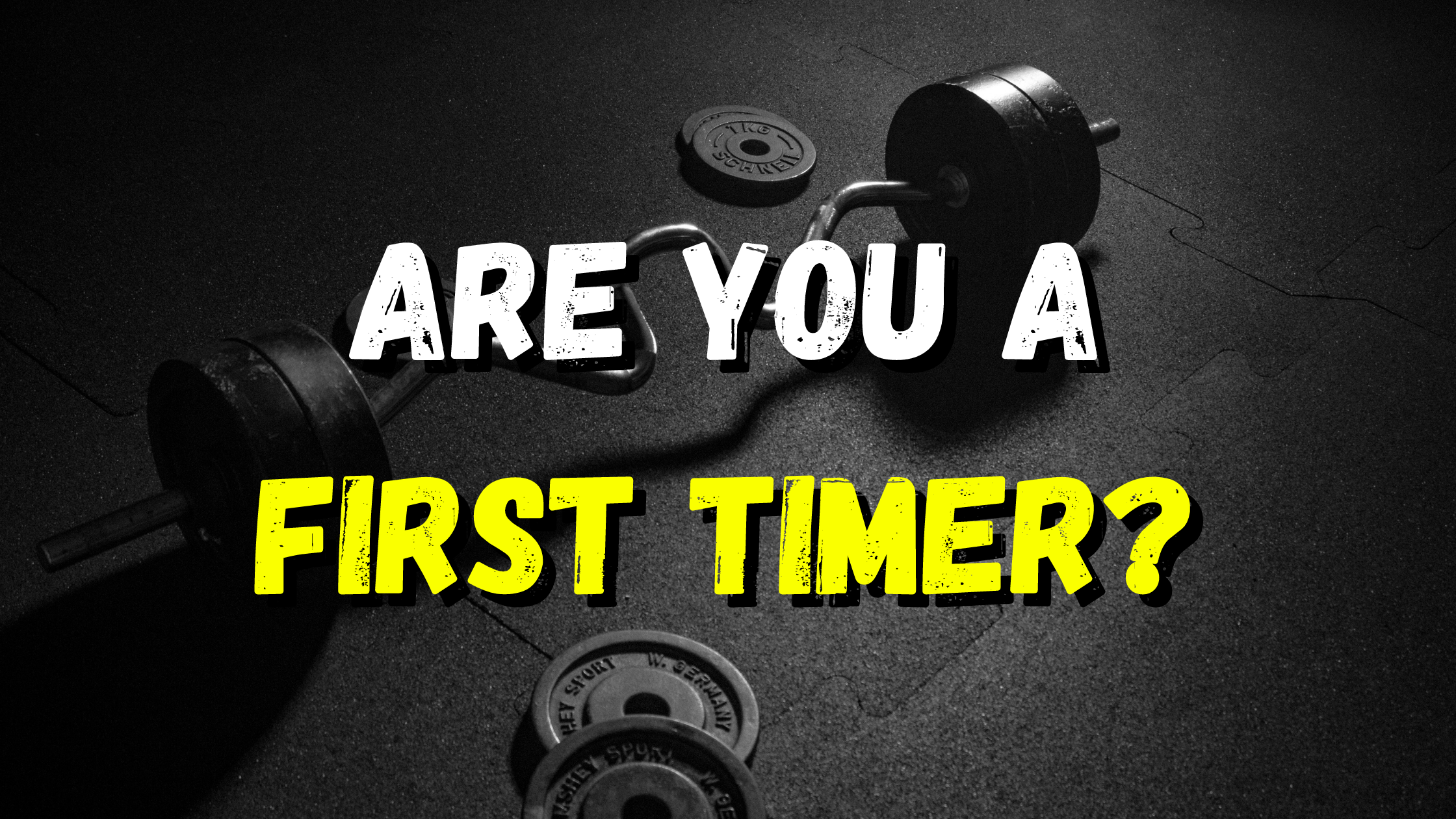 Mistakes new gym members make
