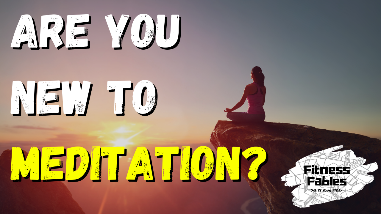 Are you new to meditation