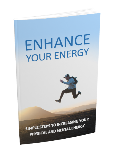 The ultimate Ebook to help you beat fatigue