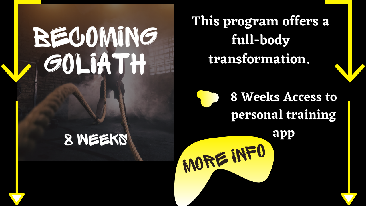 becoming Goliath