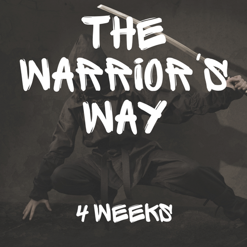 The Warrior's Way 4 Week Program | 21 Total Training Days |.