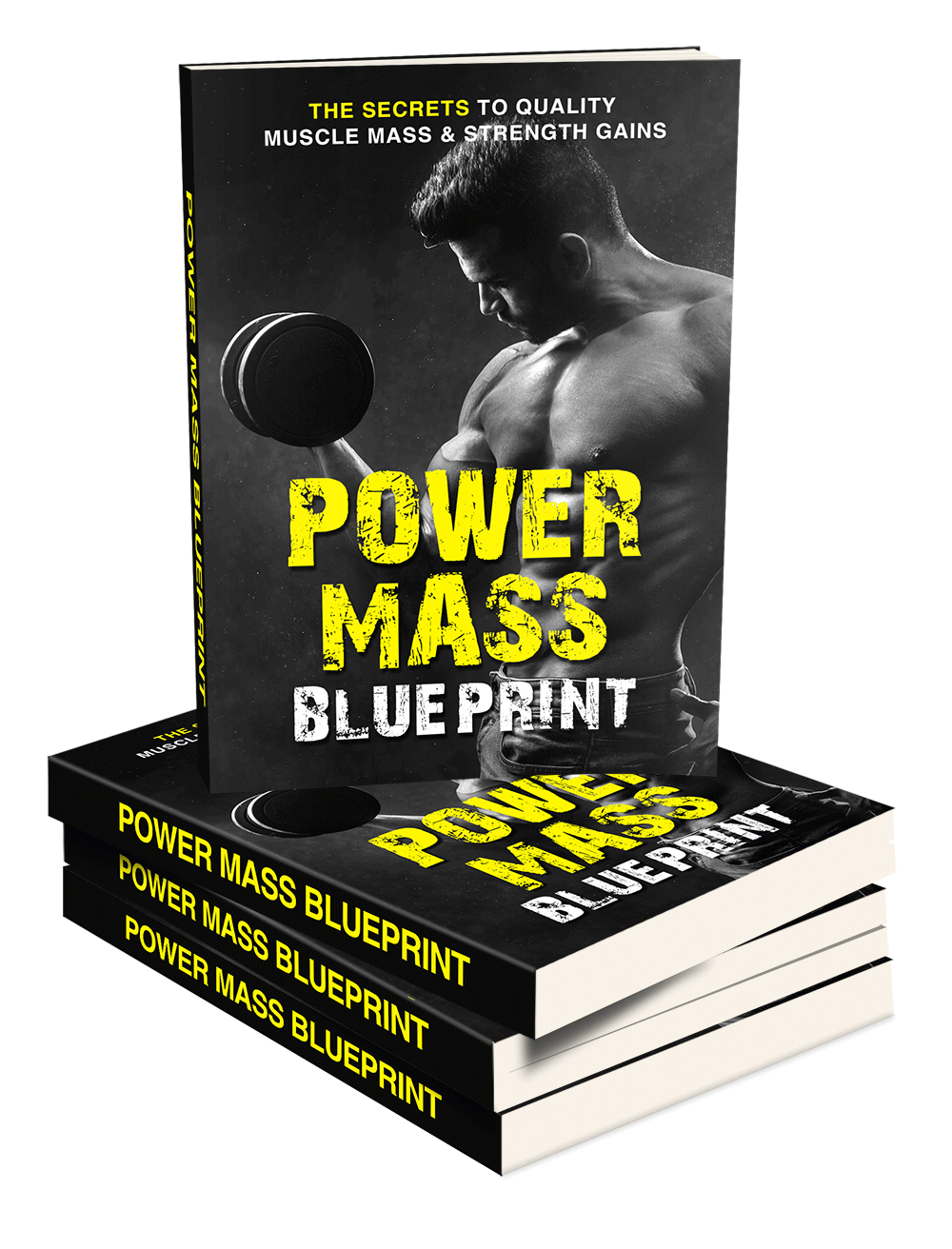 The secrets to quality muscle mass and strength gain!.
