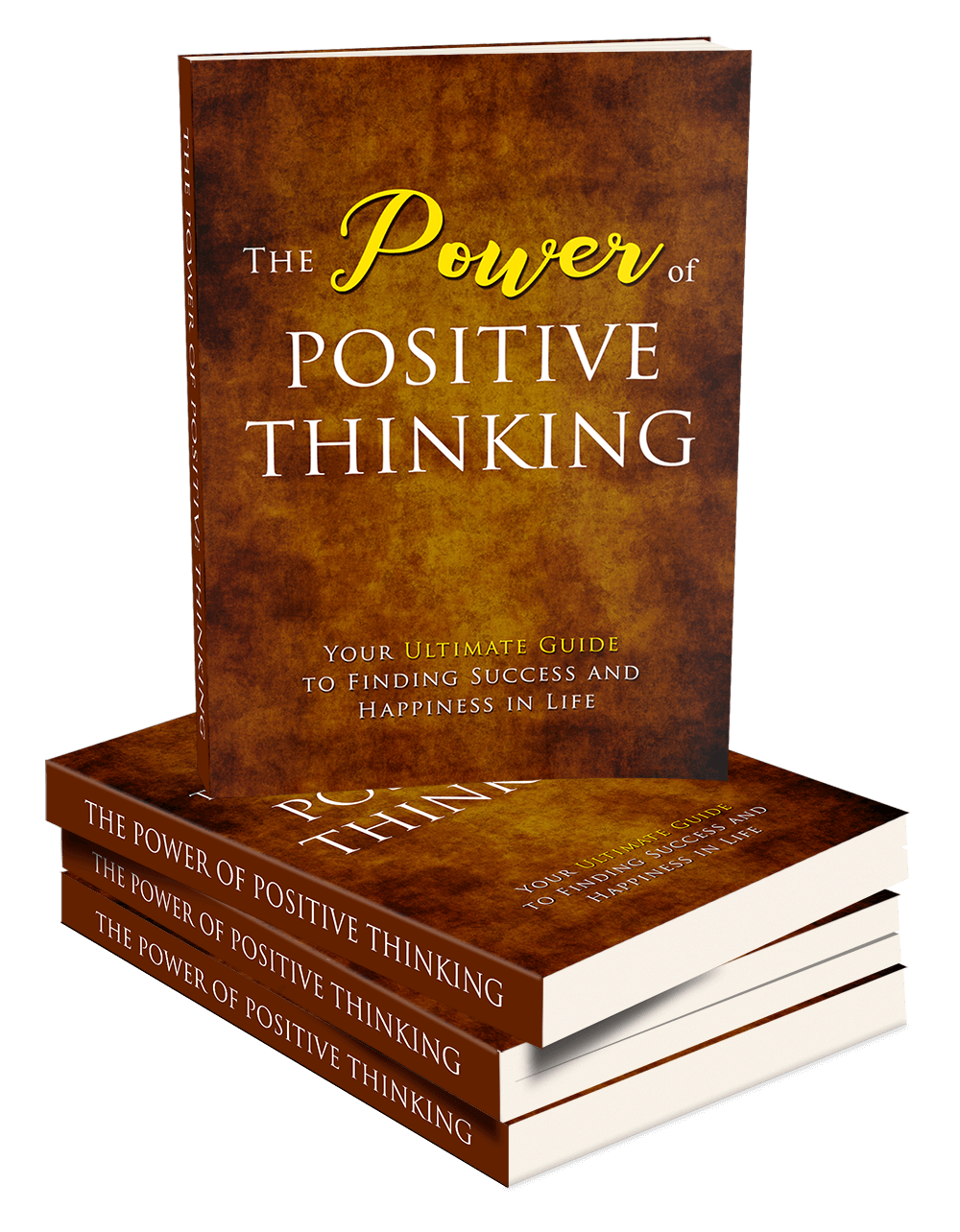 The Power Of Positive Thinking (E-Book)