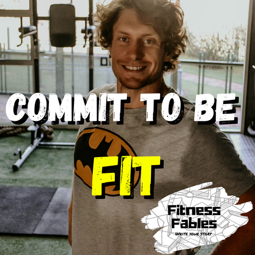Commit to be fit 55 day challenge.