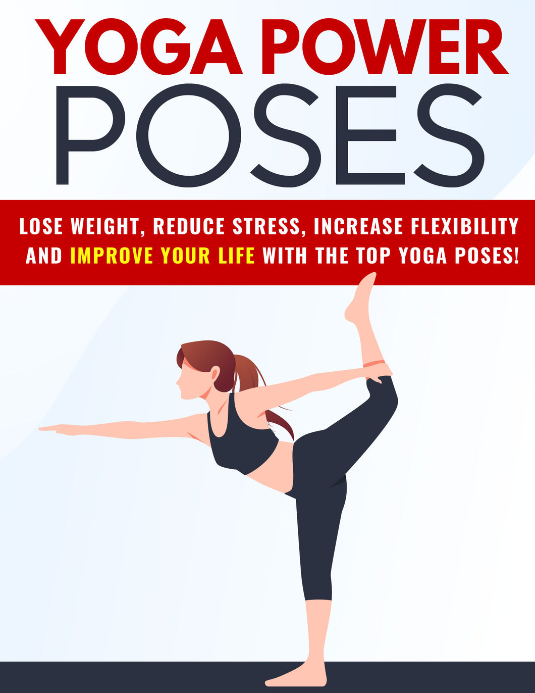 Yoga Power Poses (E-Book)