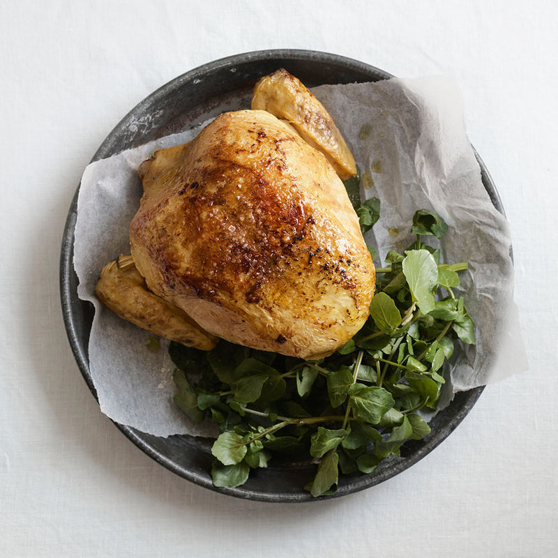 HOTEL CENTENNIAL AT HOME - TRUFFLED CHICKEN