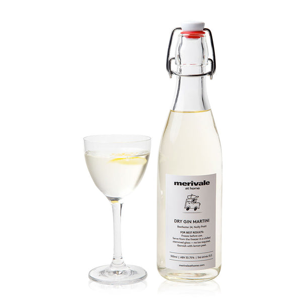 DRY GIN MARTINI (500ML)