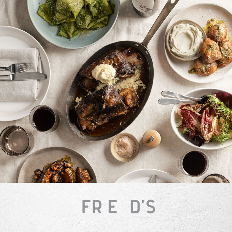 FRED'S AT HOME - BRAISED BEEF SHORT RIB