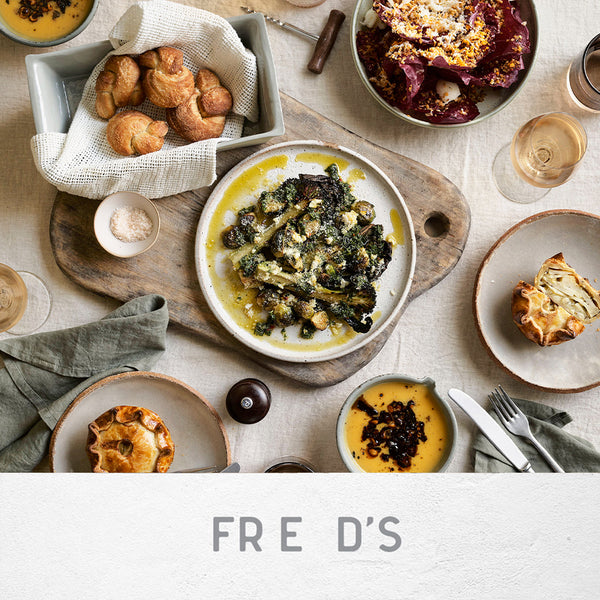 FRED'S AT HOME - CELERIAC & TRUFFLE PIE (Vegetarian)