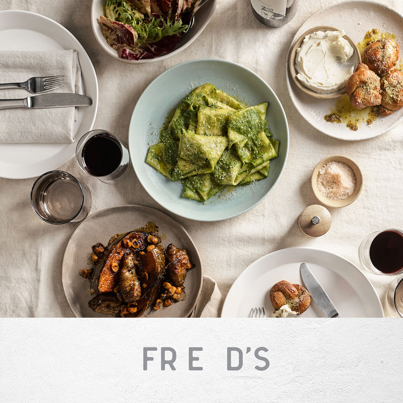 DISCONTINUED - FRED'S AT HOME - (Vegetarian) KALE & BROCCOLI PESTO