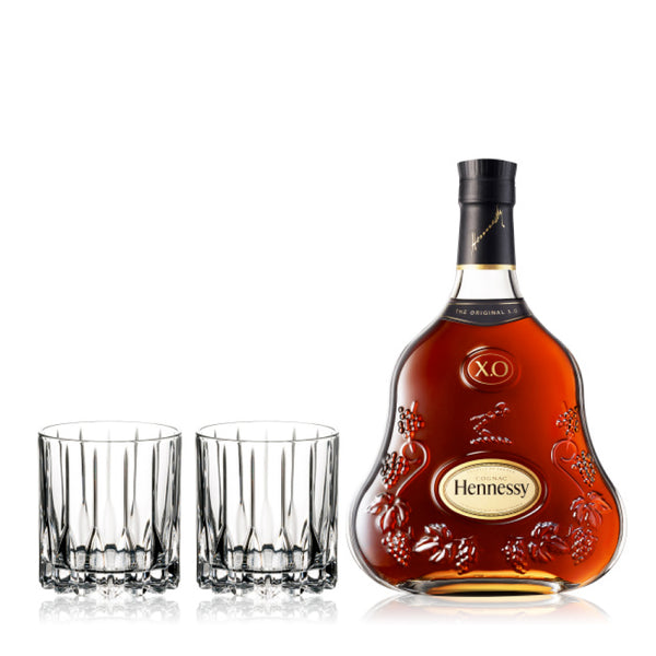 HENNESSY XO & RIEDEL GLASSES