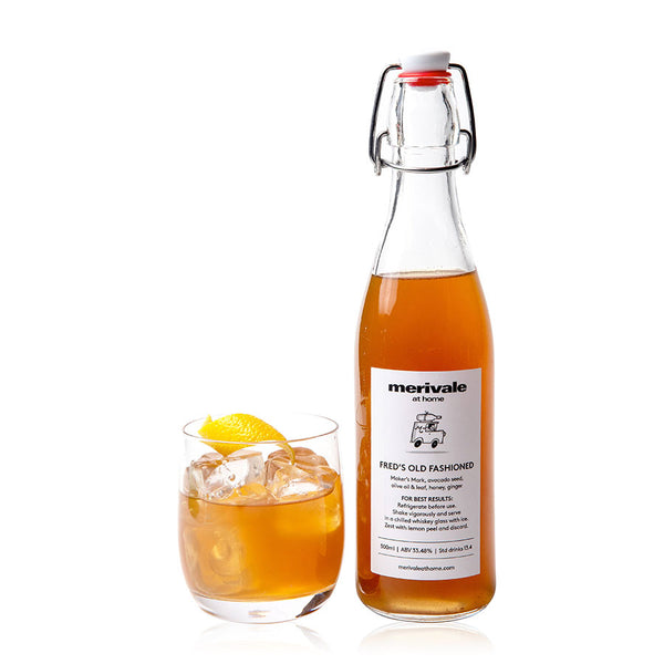 FRED'S OLD FASHIONED (500ML)