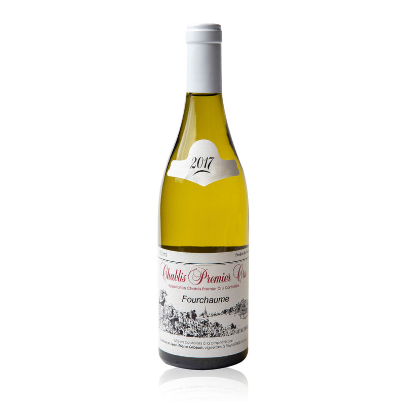 GROSSOT 1C FOURCHAUME CHABLIS