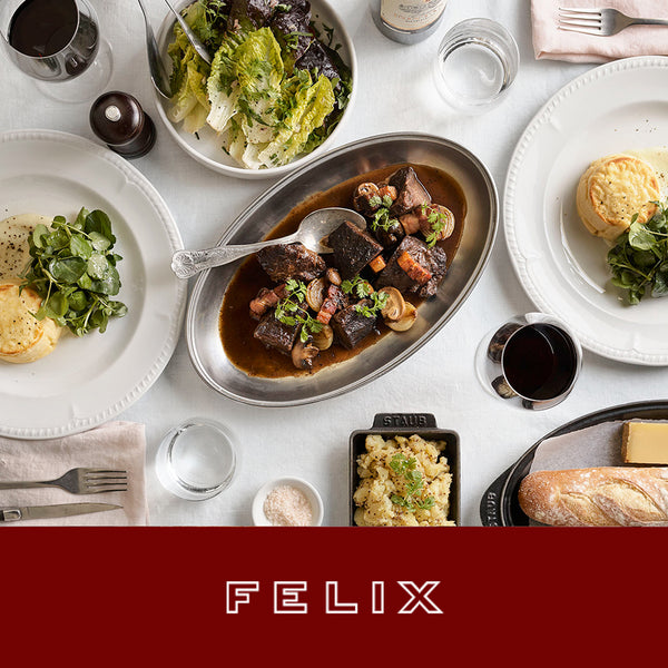 FELIX AT HOME - BEEF BOURGUIGNON