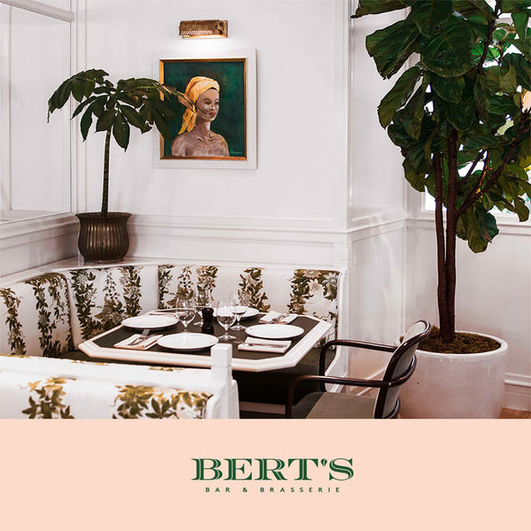 BERT'S BAR & BRASSERIE RESTAURANT 12 x WINE PACK
