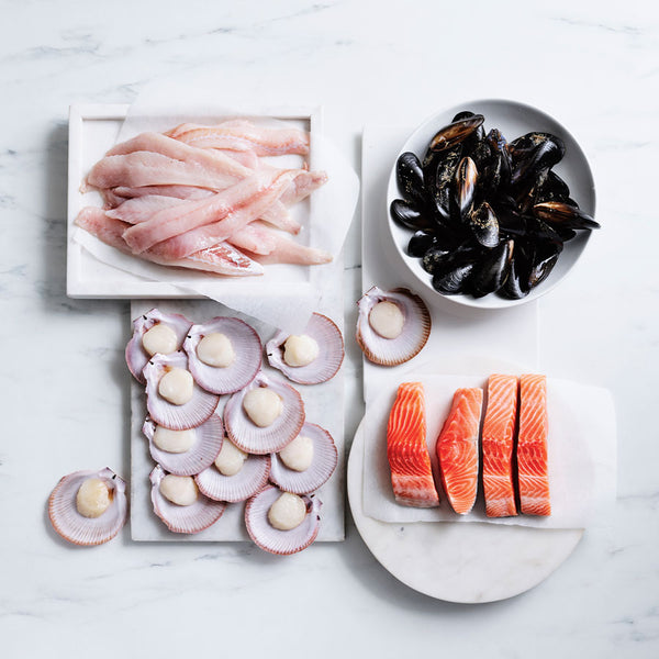 FRESH & LOCAL SEAFOOD - STANDARD