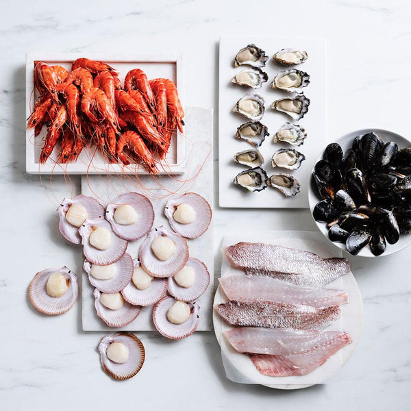 FRESH & LOCAL SEAFOOD - LARGE