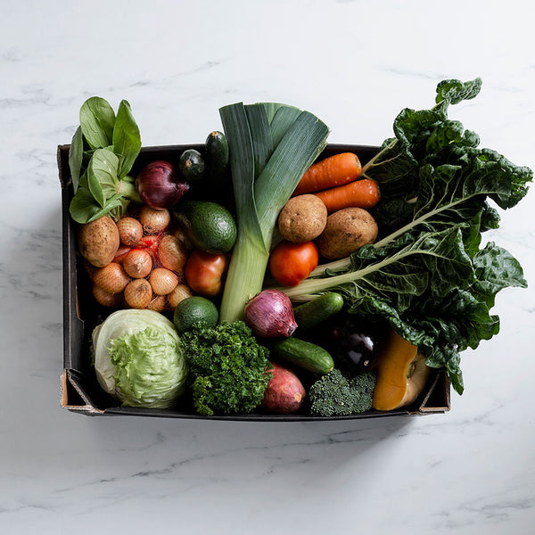 SEASONAL VEGGIES