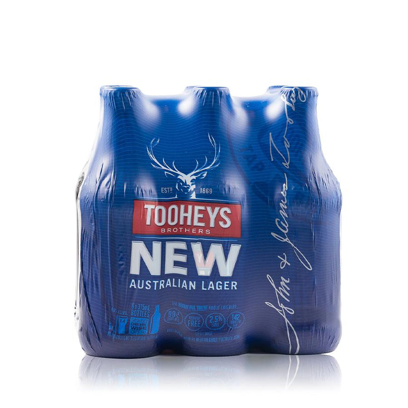 TOOHEYS NEW