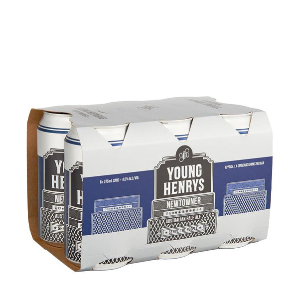 YOUNG HENRY NEWTOWNER PALE ALE CAN