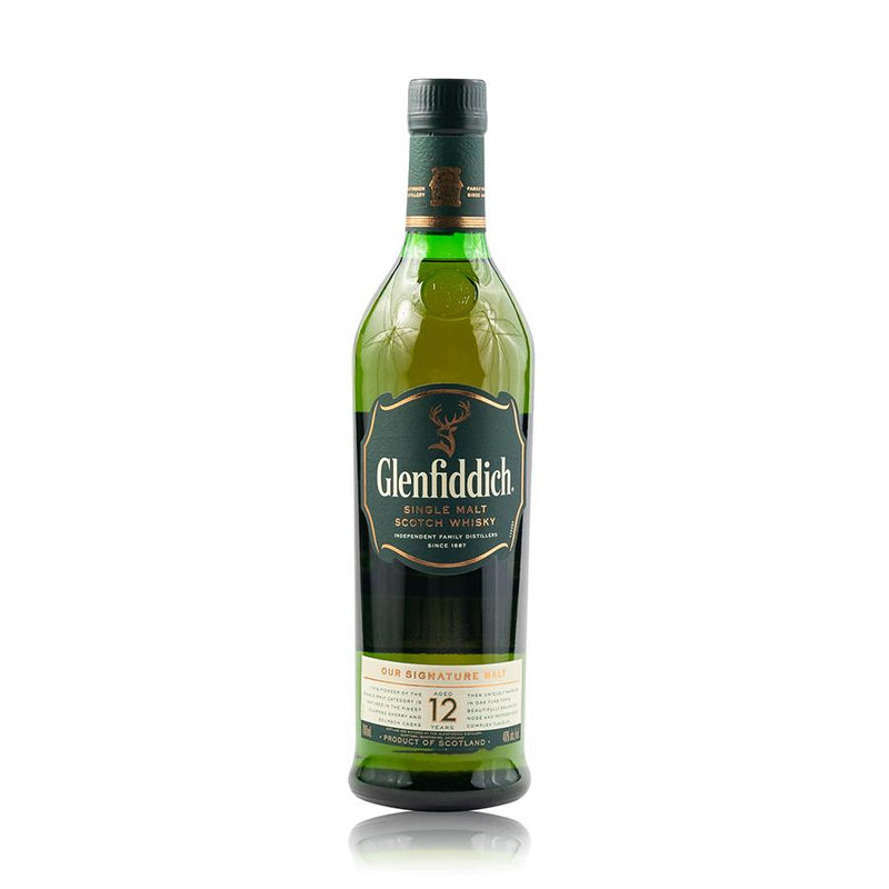 GLENFIDDICH 12 YEARS OLD