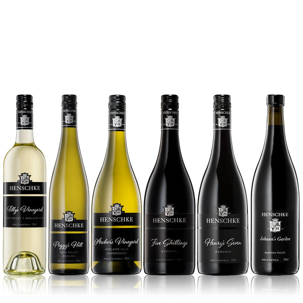HENSCHKE INTRODUCTION 6 x WINE PACK