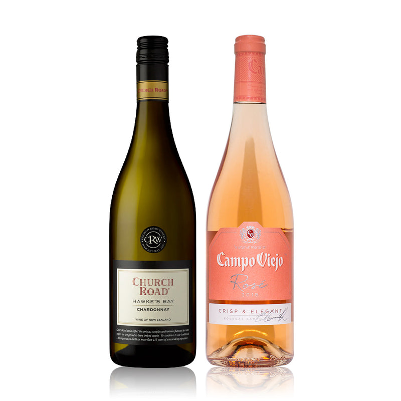 COMPLIMENTARY WINE BUNDLE