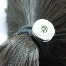 Load image into Gallery viewer, 18/20mm Snap Scrunchy Hair Tie