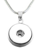 18/20mm Simply Elegant & Fun 1 Snap Necklace