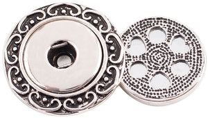 18/20mm Magnetic Metal Brooch Base