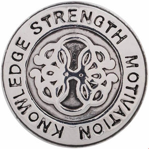 18/20mm Strength/Knowledge/Motivation Snap
