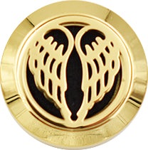 18/20mm Gold Wings Diffuser Snap