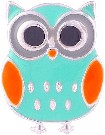 18/20mm Cute Owl Snap