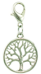 Family Tree Dangle Clip