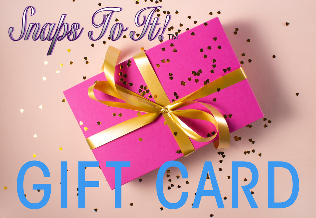 Snaps Gift Card