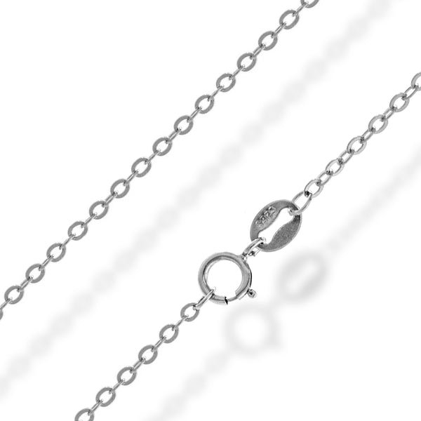 Plain Necklace Chain F - 20cm