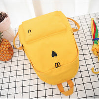 High Quality Canvas Backpack Travel Bag