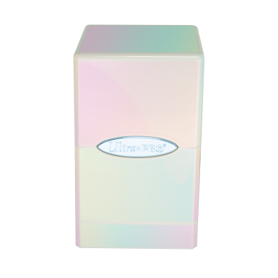 Ultra Pro Hi-Gloss  Iridescent Satin Tower